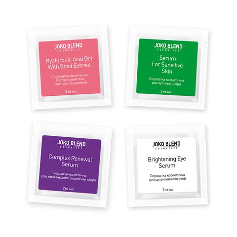 Набір семплів Hello Brand Joko Blend (4)
