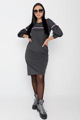 <p>Платье в стиле Casual - прекрасное решение для повседневной жизни. Длины:(44р-100,46р-101,48р-102,50р-103).</p>