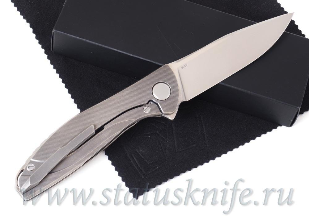 Нож Широгоров Неон NeOn CD Custom Division - фотография