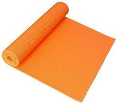 Yoqa xalçası \ Yoga Mat \ Коврик для йоги orange 4 mm 61 x 173 sm