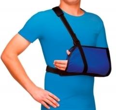 Повязка поддерживающая при травмах рук