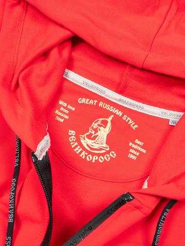 """Red sport suit """"VELIKOROSS"""""""