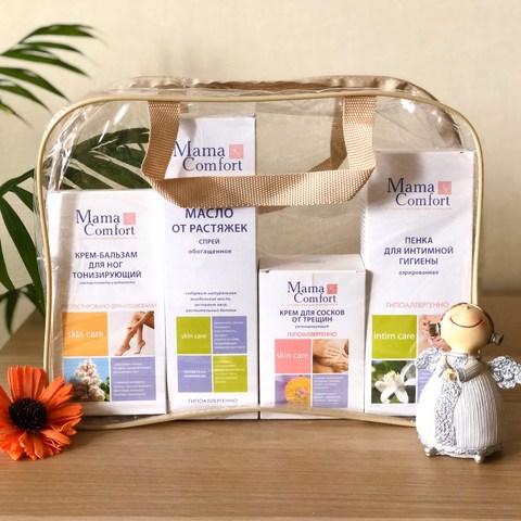 Набор по уходу для мамы Mama Comfort вид 1
