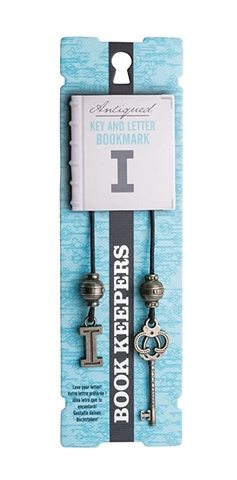 Bookmark Book Keepers Letter - I