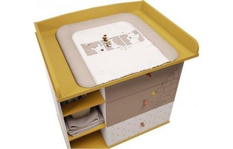 Комод Polini Disney baby 5090 с ящиками