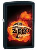 Зажигалка ZIPPO Black Matte (28335)