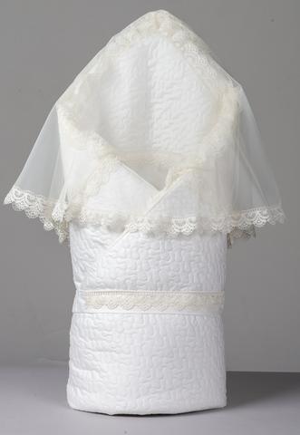 Одеяло-конверт на выписку для новорожденного «Стежка»