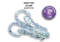 Силикон CRAZY FISH ALLURE 1,6  23-40-40-6