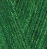 Пряжа Alize ANGORA GOLD 118 (Зеленая трава)