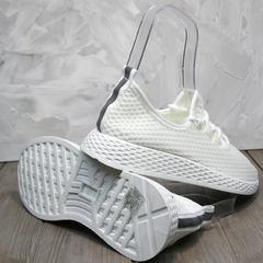 Лучшие летние кроссовки женские Small Swan NB283-2 All White.