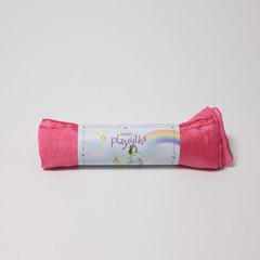 Шёлк игровой 90x90 см розовый (Sarah`s Silks)