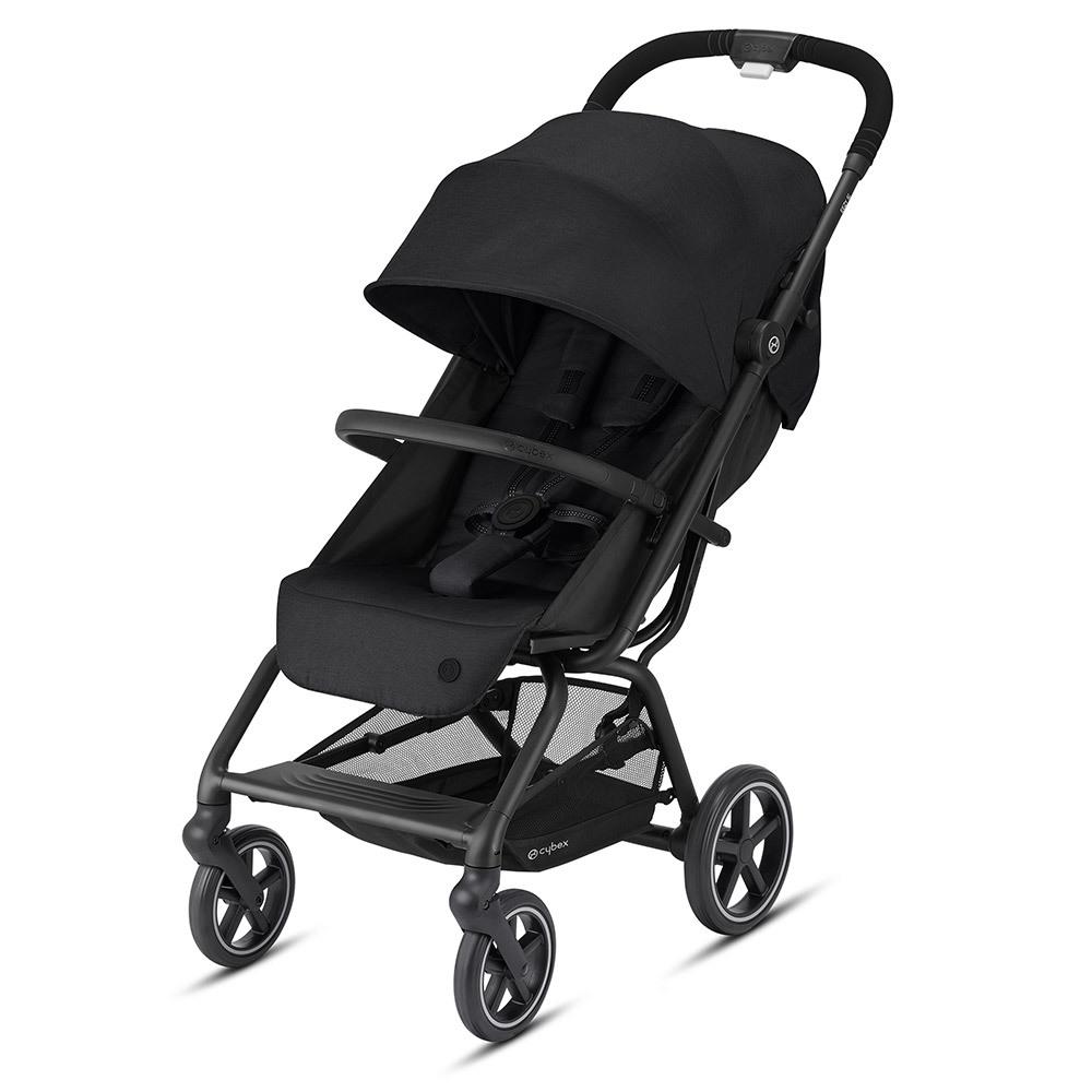 Cybex Eezy S Plus Прогулочная коляска Cybex Eezy S Plus 2 Deep Black 10438_1_90-Eezy-S-2-Design-Deep-Black.jpg