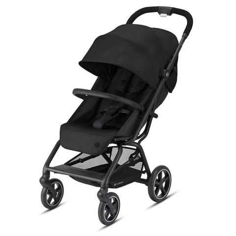 Прогулочная коляска Cybex Eezy S Plus 2 Deep Black