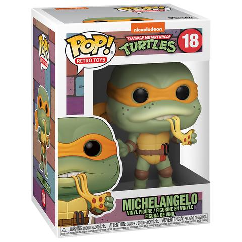 Фигурка Funko POP! Vinyl: TMNT: Michelangelo 51433