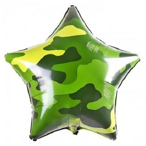 Звезда Камуфляж милитари, 81 см