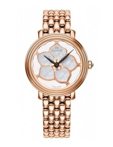 Часы женские Silvana SF36QRR85R Flowers