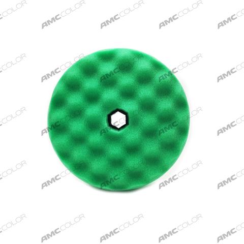 3M™ Perfect-It™  50962 Quick Connect Круг Полировальный двусторонний рельефный, зеленый, 150мм.