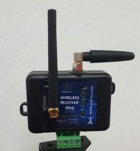 Контроллер Pal ES GSM SG303GA-WRL