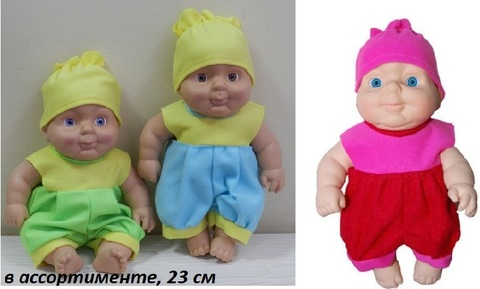 Кукла Малютка №1 (Пенза)