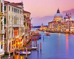 Aлмазная мозаика Вид с Венецианского моста