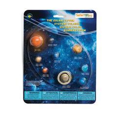 Набор фигурок Солнечная система, Safari Ltd.