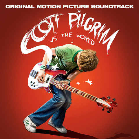 Виниловая пластинка Скотт Пилигрим. Scott Pilgrim vs. the World