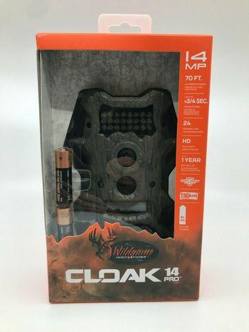 Фотоловушка, камера наблюдения, охотничья камера Wildgame Innovations Cloak 14 Pro 14MP