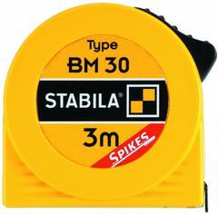 Карманная рулетка Stabila тип BM30 5 метров (арт. 16451)