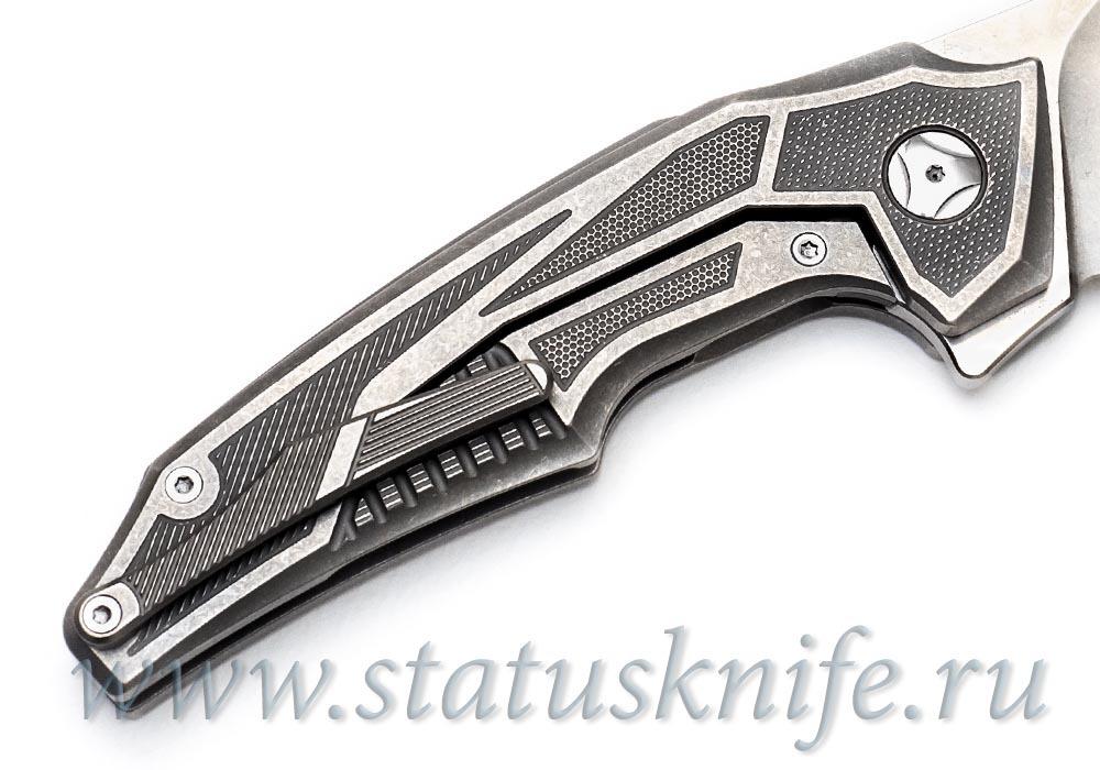 Нож Muscle CKF and Tashi Bharucha Limited - фотография
