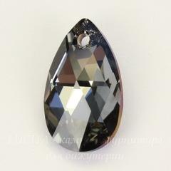 6106 Подвеска Сваровски Капля Crystal Rainbow Dark (16 мм)