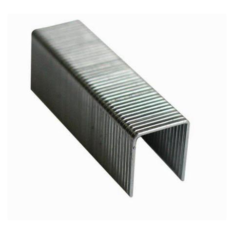 Скобы 10 мм для мебельного степлера тип 140 1000шт MATRIX