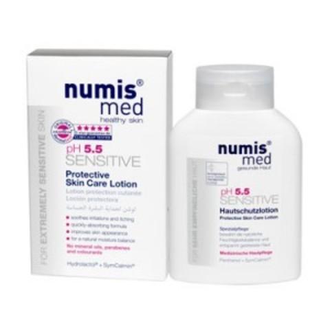 НУМИС МЕД Защитное молочко для кожи «СЕНСИТИВ рН 5,5», 200 мл