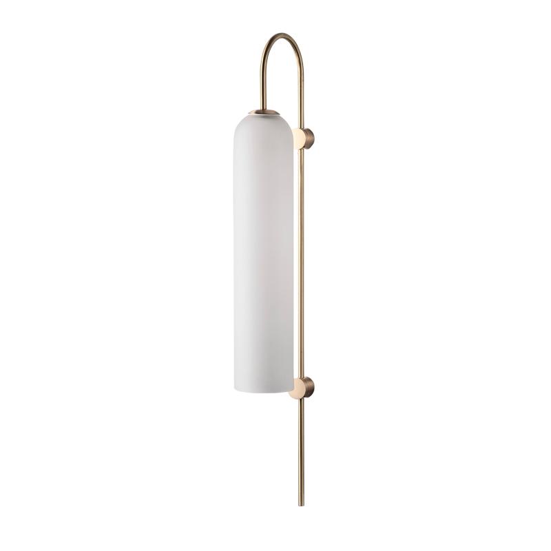 Настенный светильник Float by Articolo Lighting (белый)