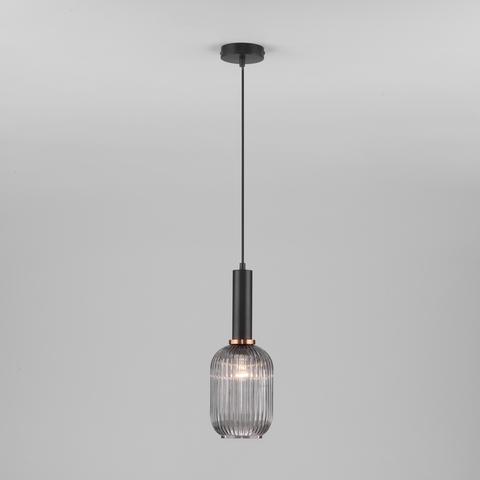 Подвесной светильник 50181/1 дымчатый