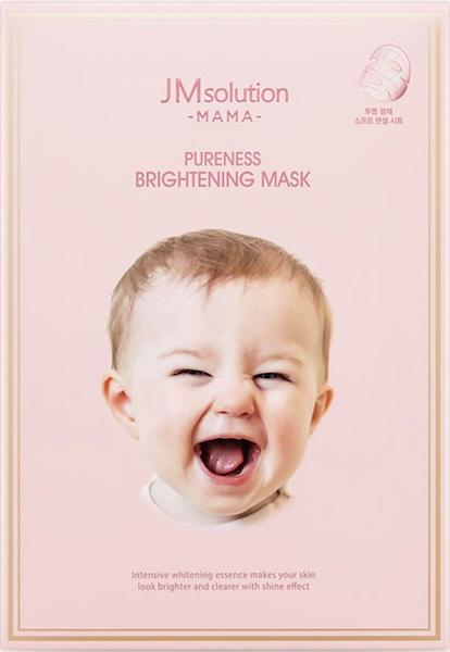 Тканевые JMsolution Тканевая маска для сияния кожи MAMA PURENESS BRIGHTENING MASK 30 мл. JMsolution_Тканевая_маска_для_сияния_кожи_MAMA_PURENESS_BRIGHTENING_MASK_30_мл..png