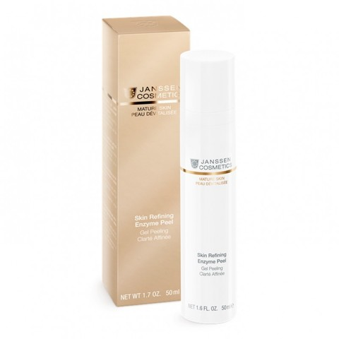Энзимный гель Skin Refining Enzyme Peel, Mature Skin, Janssen Cosmetics, 50 мл