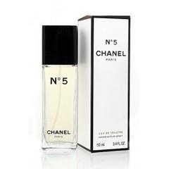 Chanel: Chanel №5 женская туалетная вода edt, 3*20мл