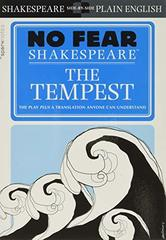 No Fear Shakespeare: Tempest