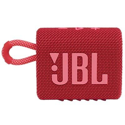 JBL GO 3, Красный
