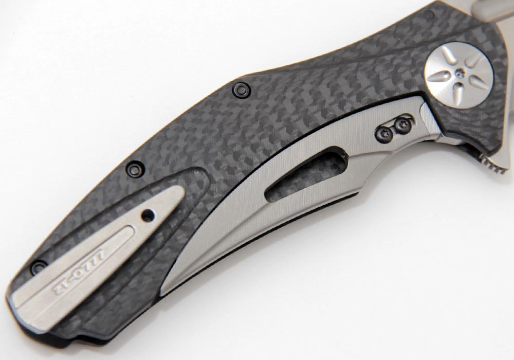 Нож Zero Tolerance ZT 0777 M390 Limited - фотография
