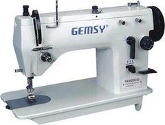 Фото: Швейная машина зигзагообразного стежка Gemsy GEM 20U-123Т