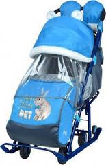 Санки-коляска Ника НД 7-2