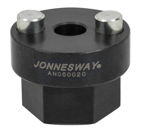 Радиусная торцевая головка для пальца рессоры передней подвески грузовых а/м VOLVO