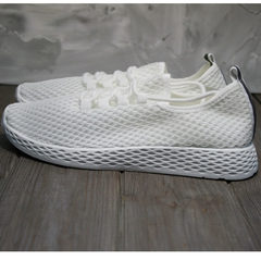 Кроссовки сникерсы женские Small Swan NB283-2 All White.