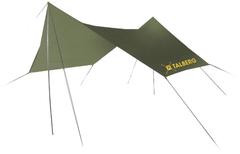 Тент шестиугольный Talberg Cover 4,4x4,4 зеленый