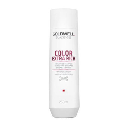 Шампунь интенсивный для блеска окрашенных волос Goldwell Dualsenses Color Extra Rich, 250 мл