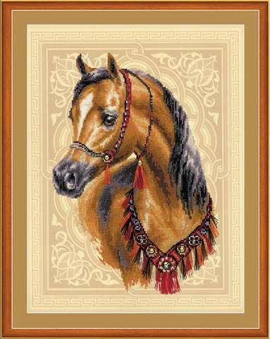 Набор для вышивания крестом «Арабское сокровище» (0040 РТ)