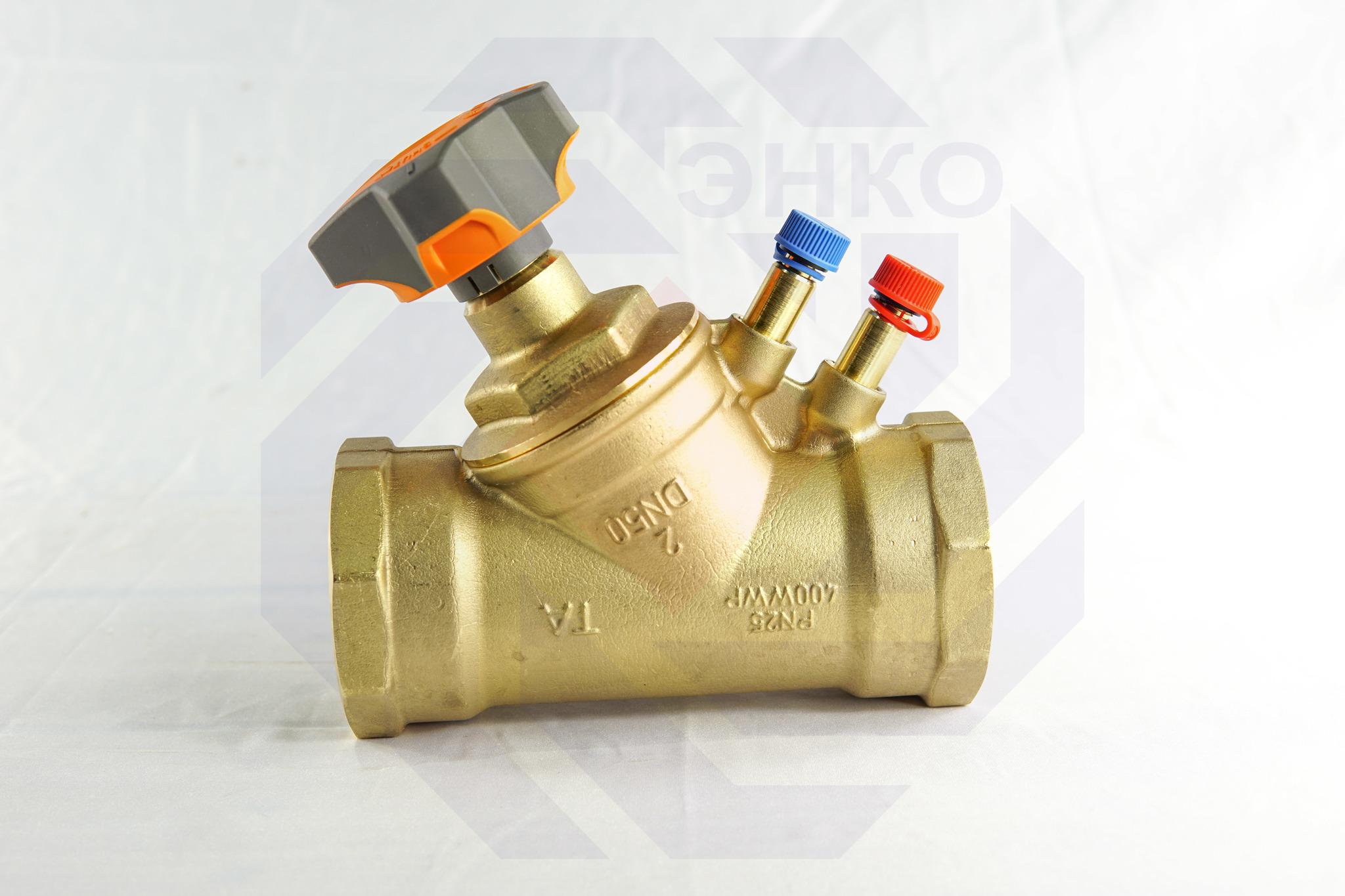 Клапан балансировочный IMI STAD DN 50