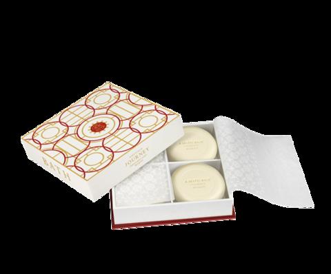 Amouage Journey Woman Soap 4x50гр