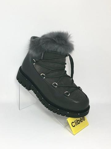 Clibee (зима) K914 Gray 32-37